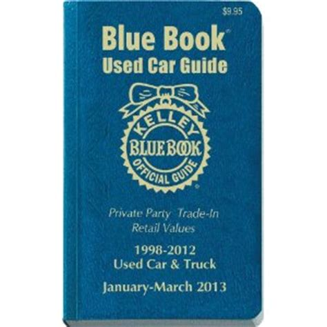 Kelly blue book review used cars